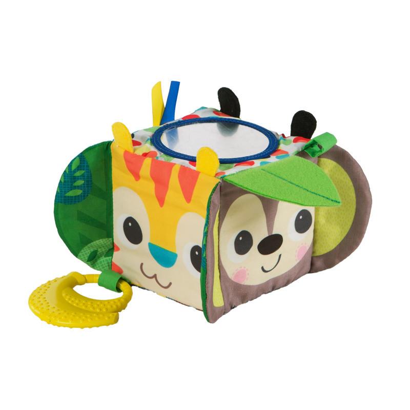 Hide & Peek Block™ Activity Toy