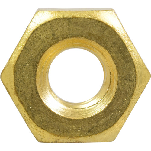 Brass Hex Nuts #2-56