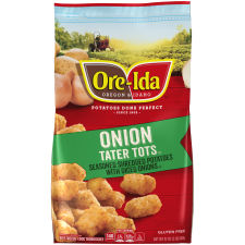 Ore-Ida Onion Tater Tots 32 oz Bag