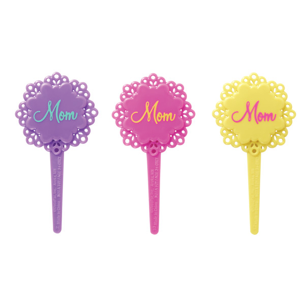 Bright Mom Flower DecoPics®