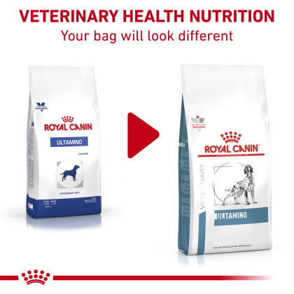 Royal Canin Veterinary Diet Canine Ultamino Dry Dog Food