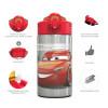 Cars 3 15.5 ounce Water Bottle, Lightning McQueen & Jackson Storm slideshow image 10