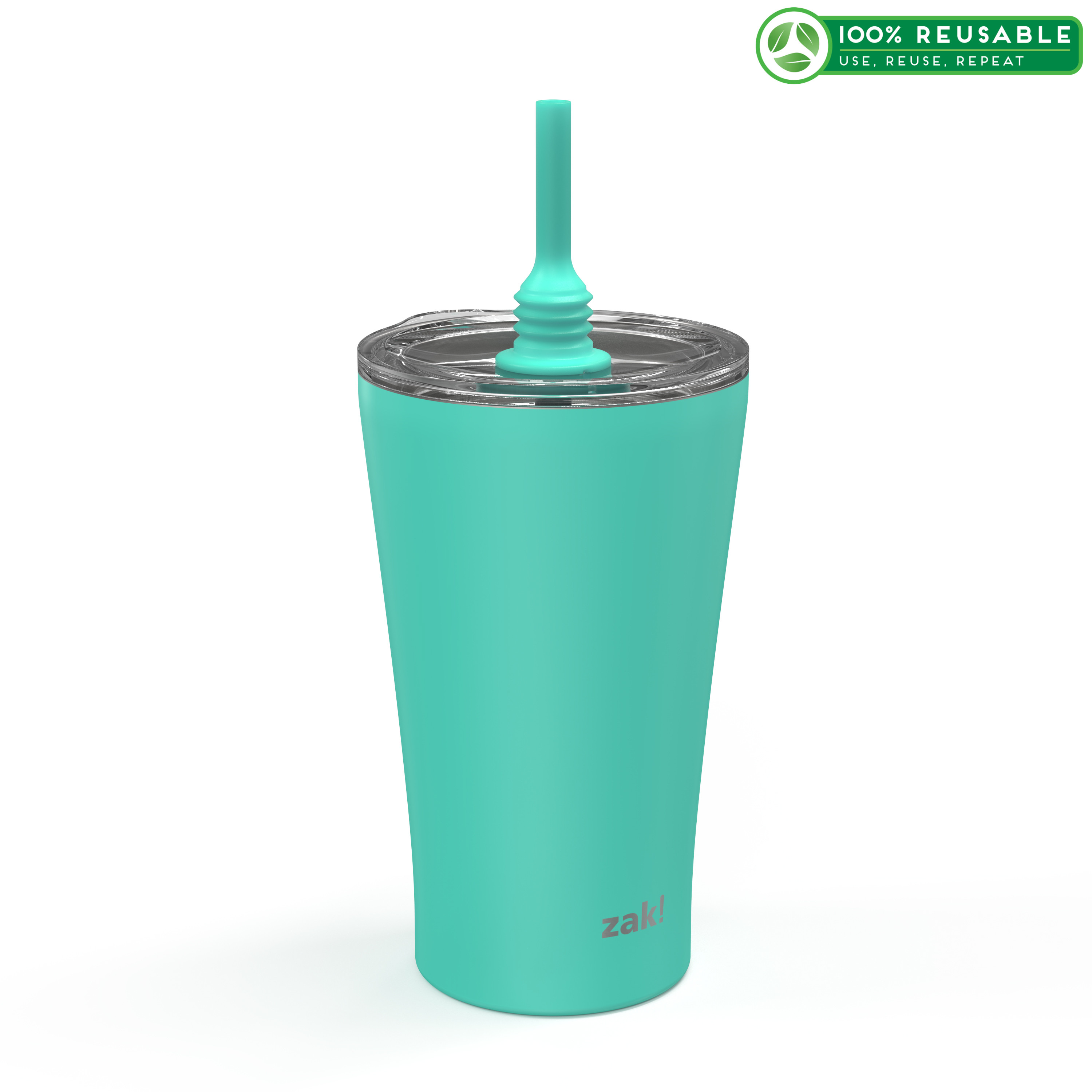 Alfalfa 20 ounce Vacuum Insulated Stainless Steel Tumbler, Green slideshow image 1