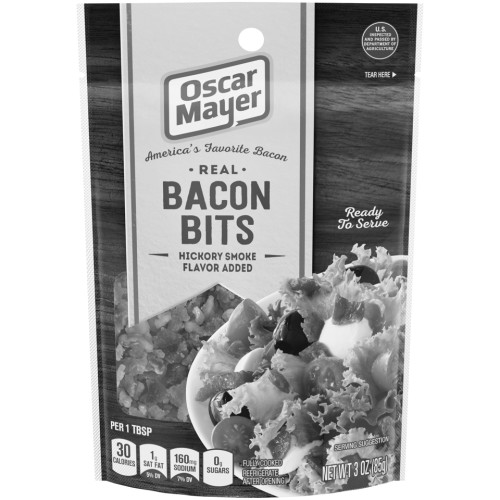 Oscar Mayer Bacon Bits 3 oz Pouch