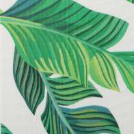 Swatch for Printed Duck Tape® Brand Duct Tape - Banana Leaf 1.88 in. x 10 yd.