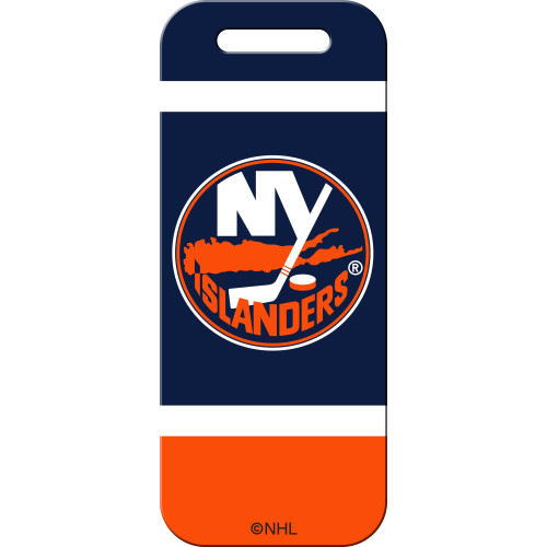 New York Islanders Large Luggage Quick-Tag 5 Pack