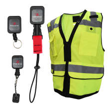 Radians Type R Class 2 Heavy Duty Surveyor Safety Tether Vest