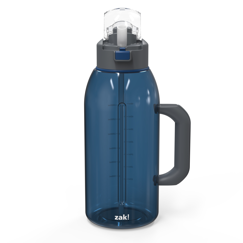 Genesis 64 ounce Water Bottle, Indigo slideshow image 5