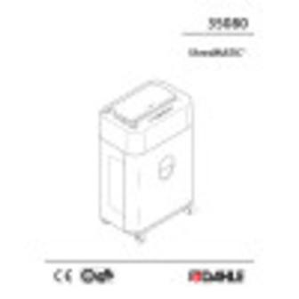 Dahle ShredMATIC® 35080 Shredder User Guide