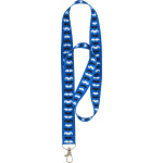 Mustache Neck Lanyards
