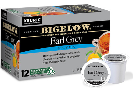 Earl Grey K-Cup® pods - Case of 6 boxes - total of 72 K-Cup® pods