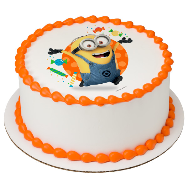 Despicable Me 3™ Let's Party PhotoCake® Image
