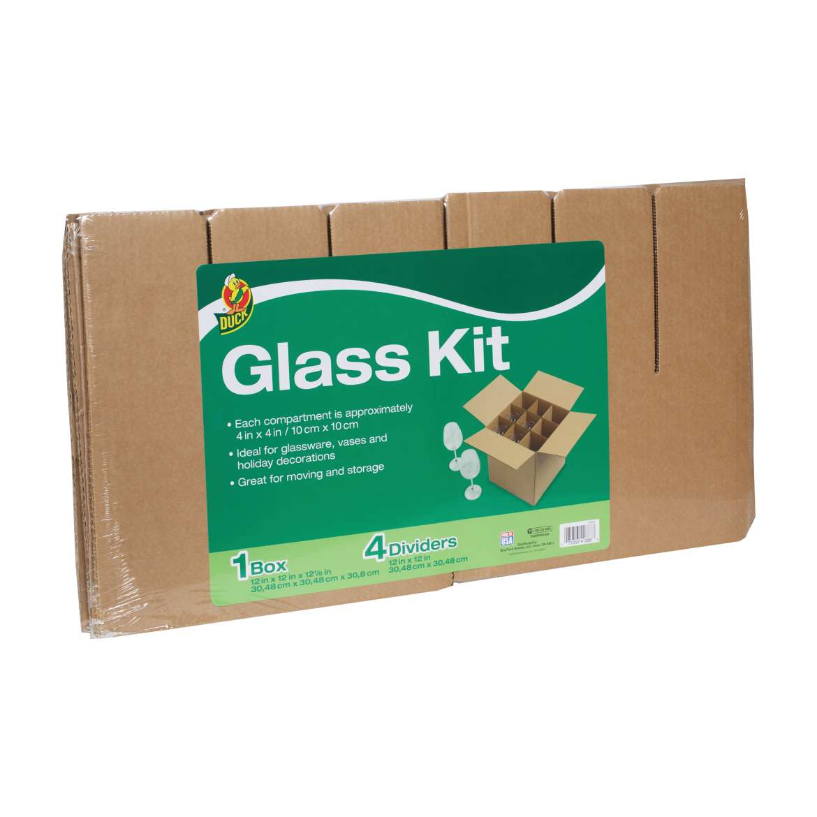Duck® Brand Glass Kit