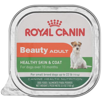 Royal Canin Canine Health Nutrition Beauty Adult Tray Dog Food