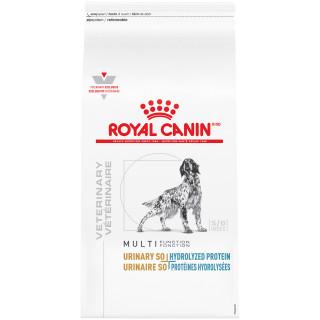 Canine URINAIRE SO + PROTÉINES HYDROLYSÉES – nourriture sèche pour chiens