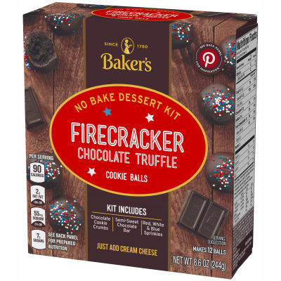 Firecracker Cookie Ball Kit