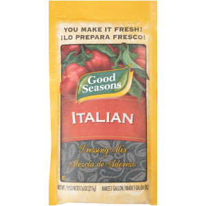 GOOD SEASONS Dry Italian Salad Dressing Mix, 7.6 oz. Packets (Pack of 12) image