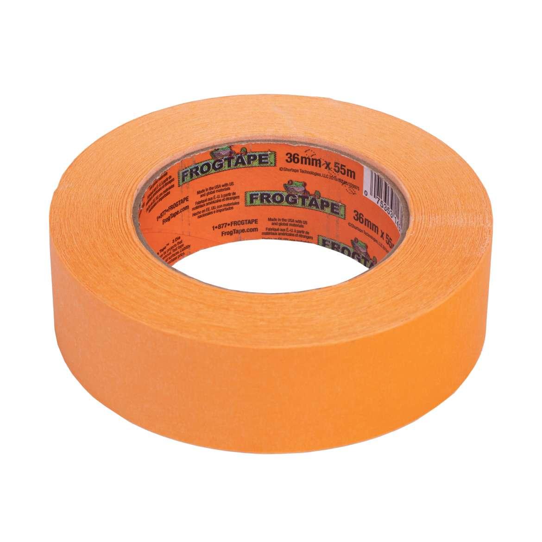 FrogTape® Pro Grade Orange Painter's Tape™ – Orange, 1.41 in. x 60 yd.