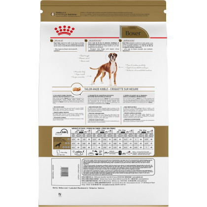 Royal Canin Breed Health Nutrition Boxer Adult Dry Dog Food
