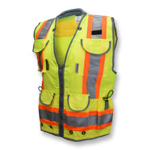Radians SV55 Class 2 Heavy Woven Two Tone Engineer Vest