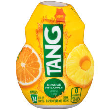 Tang Orange Pineapple Liquid Concentrate Drink Mix 1.62 fl oz Bottle