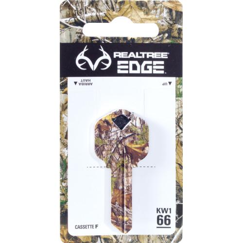 Edge Camo Kwikset Key Blank