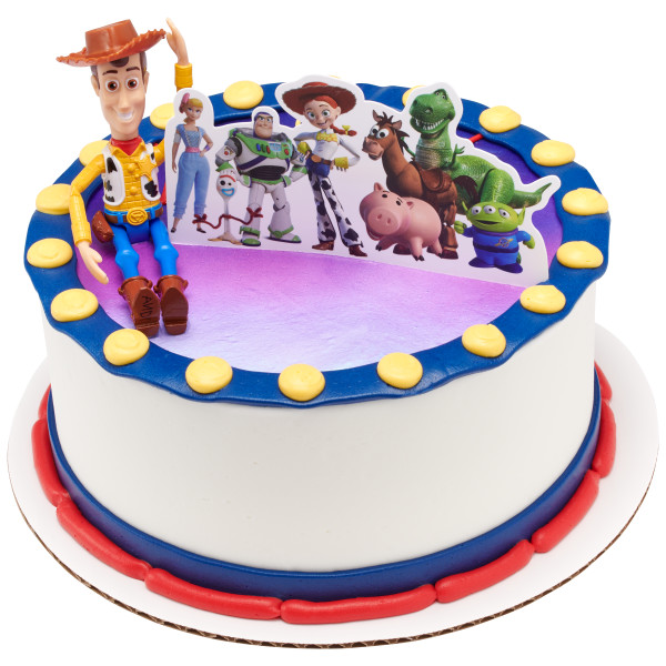 Disney/Pixar Toy Story 4 Team Toy DecoSet®