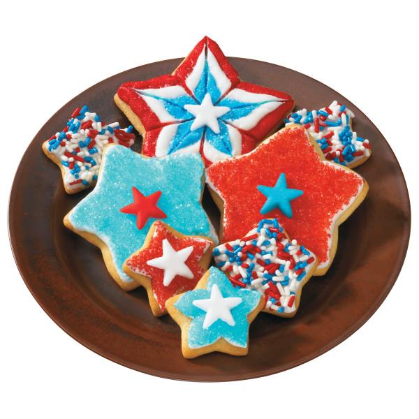 Stars Assortment Dec-Ons® Decorations
