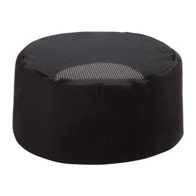 Adjustable Mesh Top Skull Cap-Chefwear