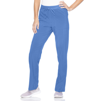 Urbane Performance 6-Pocket Scrub Pant for Women: Contemporary Slim Fit, Super Stretch, Medical Scrubs 9739-