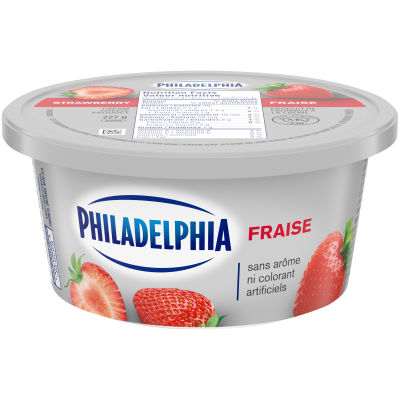 Philadelphia Strawberry Cream Cheese
