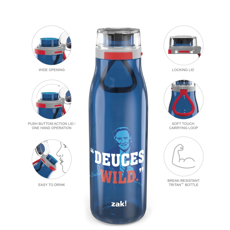 Zak Hydration 31 ounce Water Bottle, Vin Scully slideshow image 4