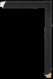 Flax Liner Black 1 1/16