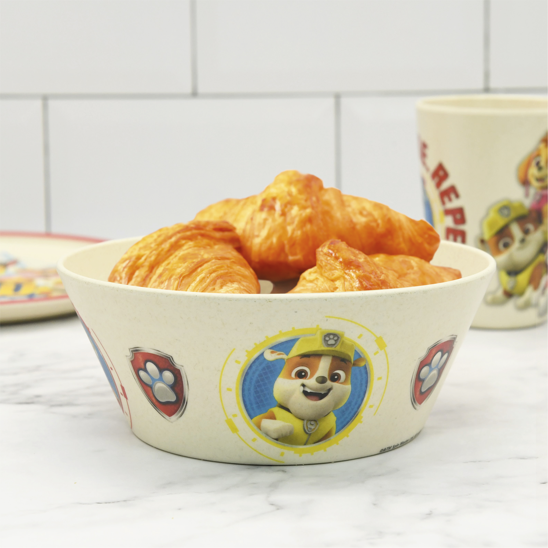 Paw Patrol Kids 3-piece Dinnerware Set, Chase, Marshall & Friends, 3-piece set slideshow image 8