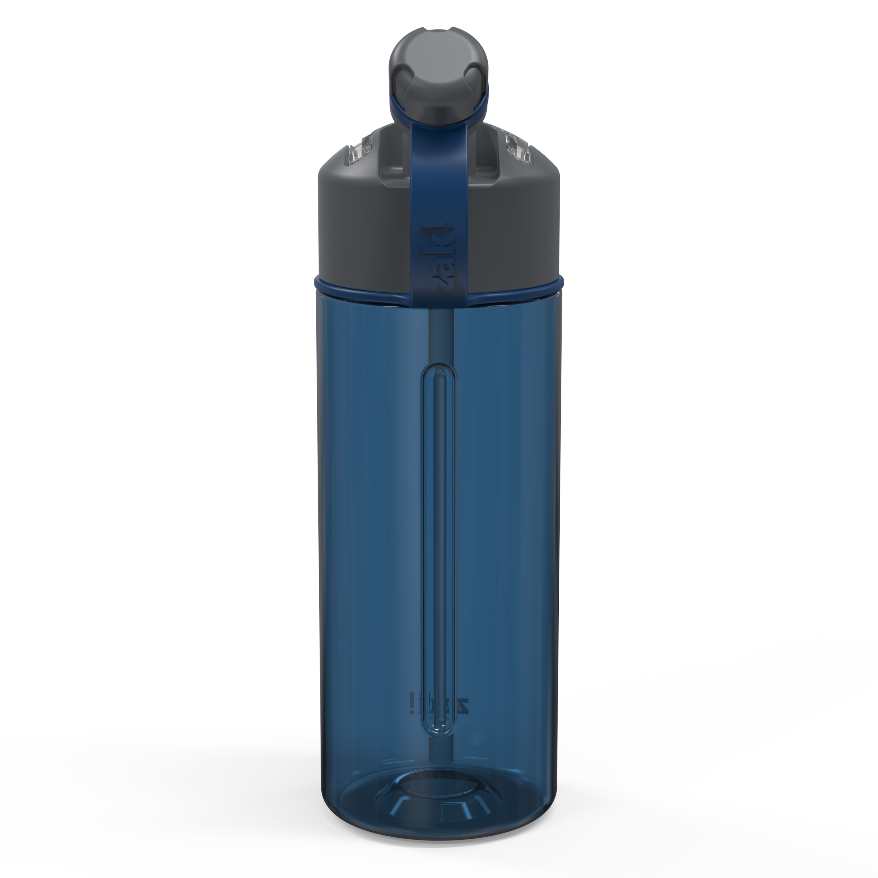 Genesis 24 ounce Water Bottle, Indigo slideshow image 7