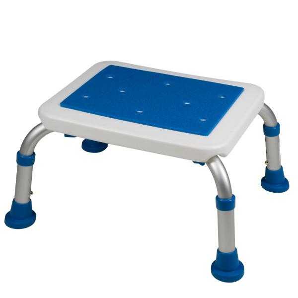 7100 Adjustable Bath Safety Step Seat