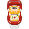 Heinz No Salt Added Inverted Bottle Tomato Ketchup 14 oz Bottle