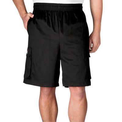 Unisex Classic Cotton Cargo Shorts-