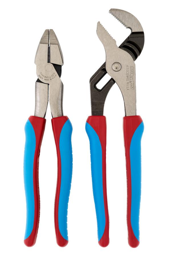 GS-10CB 2pc CODE BLUE® Pliers Set
