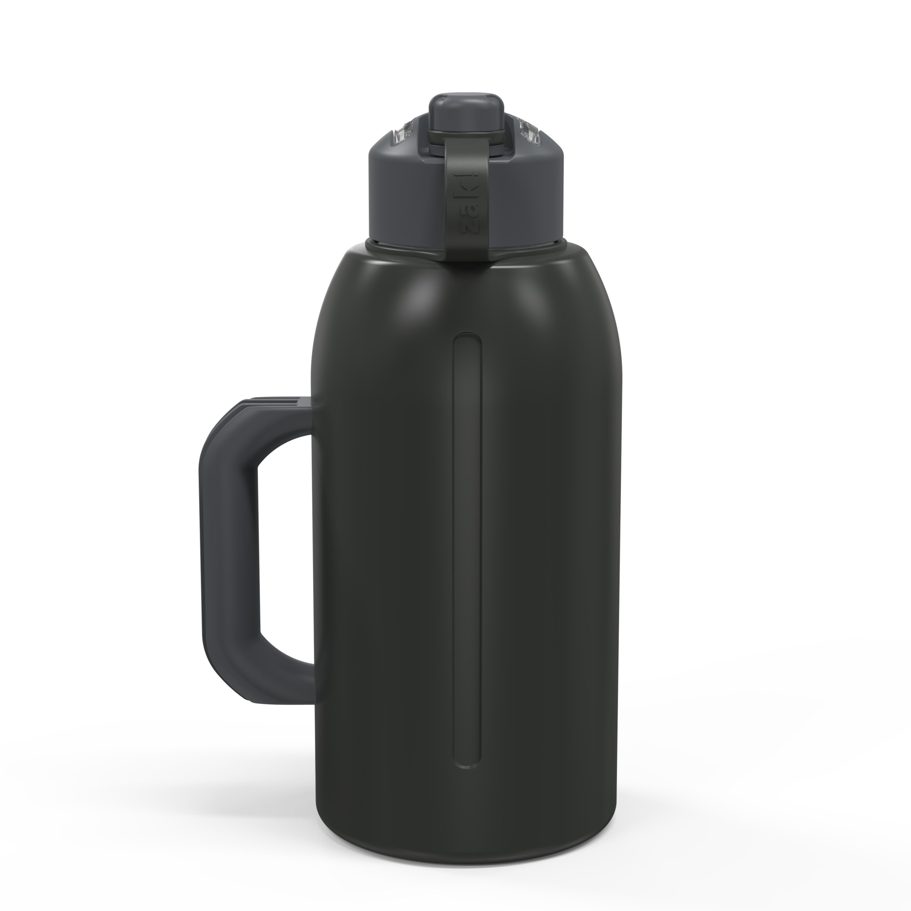 Genesis 64 ounce Vacuum Insulated Stainless Steel Tumbler, Charcoal slideshow image 8