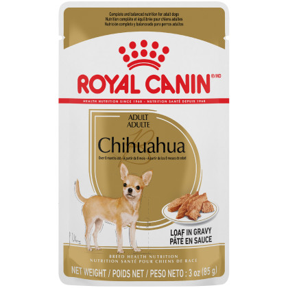 Royal Canin Breed Health Nutrition Chihuahua Pouch Dog Food