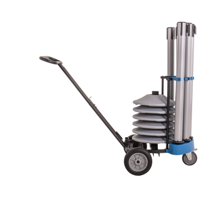 Rover Cart Bundle - Silver Steel 20