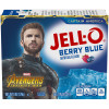 Jell-O Berry Blue Instant Powdered Gelatin Dessert 6 oz Box