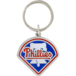 MLB Philadelphia Phillies Key Chain