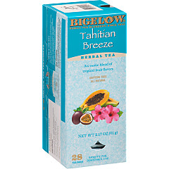 Tahitian Breeze Herbal Tea - Case of 6 boxes- total of 168 teabags