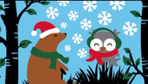 Celebration Christmas Dog Collar