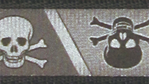 Lazer Brite Reflective Adjustable Dog Collar