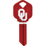 University of Oklahoma Key Blank