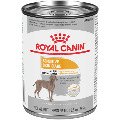 Royal Canin Canine Care Nutrition Sensitive Skin Care Canned Dog Food