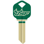 NCAA University of South Florida Key Blank
